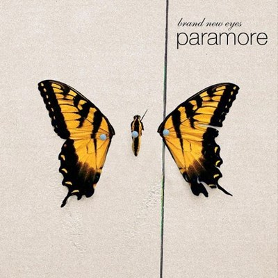 Brand New Eyes [CD]