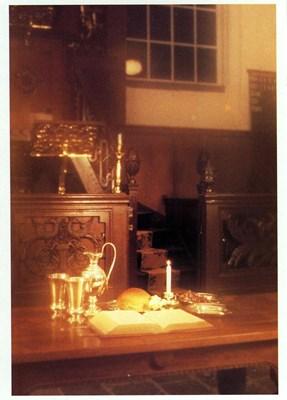 Картичка - Господна вечеря