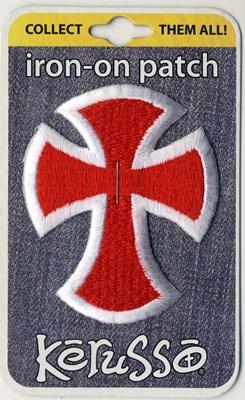 Емблема за дреха - Dependent Cross [Подаръци/Сувенири]