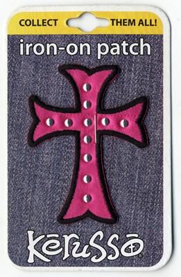 Емблема за дреха - Studded Cross [Подаръци/Сувенири]