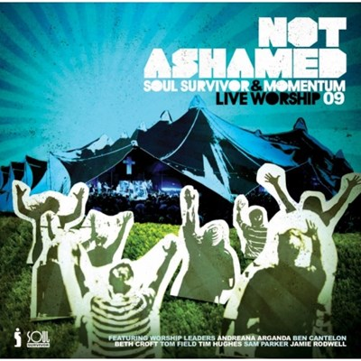 Not Ashamed [CD]