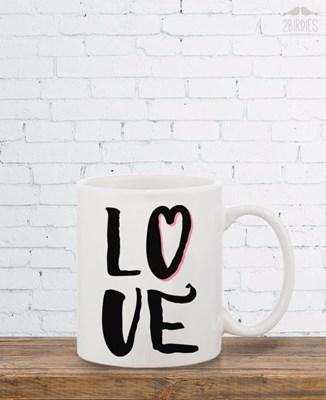 """Чаша """"LOVE"""" [Подаръци/Сувенири]"""