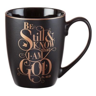 Чаша - Be Still (Псалм 46:10)
