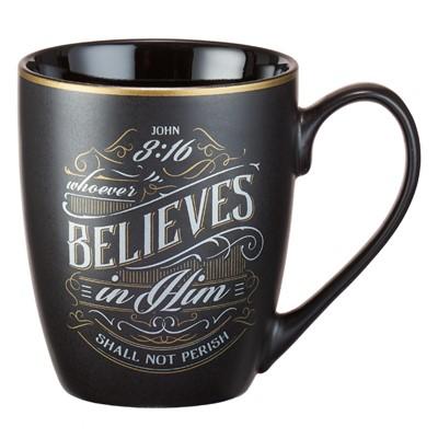 Чаша - Whoever believes (Йоан 3:16)