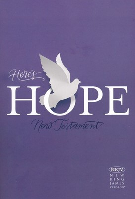 Here's Hope: New Testament, New King James Version