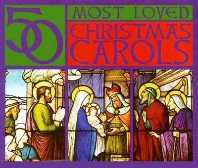 50 Most Loved Christmas Carols [CD]