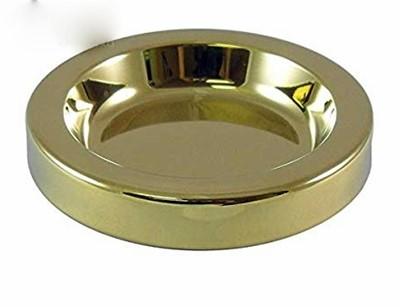 Малка чиния за хляб - златен цвят [Подаръци/Сувенири]