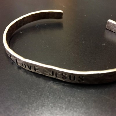 Гривна - I love Jesus [Подаръци/Сувенири]