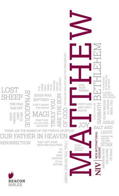 NIV Gospel of Matthew