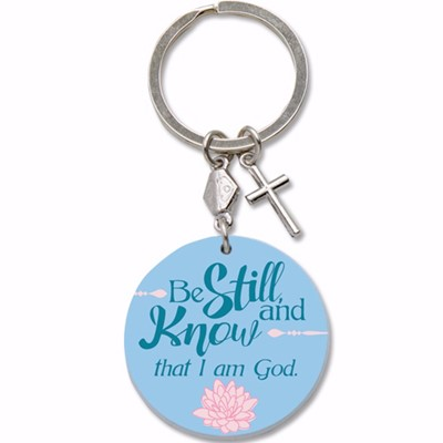 Ключодържател - Be Still and Know