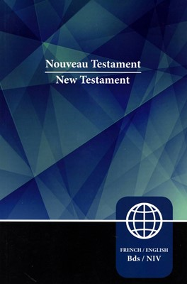 French-English Semur NIV Bilingual New Testament