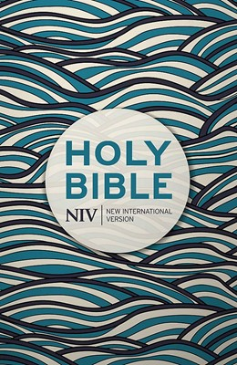 NIV Holy Bible (Hodder Classics) : Waves