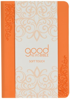 GNB Compact Soft Touch - Orange