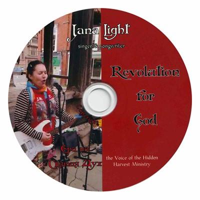 Revolution for God [CD]