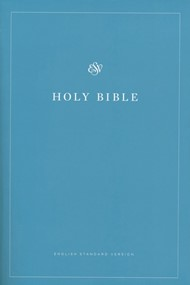 ESV Economy Bible, Large Print Softcover