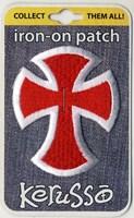 Емблема за дреха - Dependent Cross