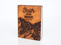 Дървен тефтер - Faith, Can Move Mountains (S)