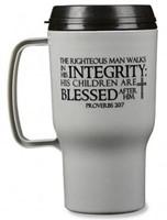 Чаша за изпът - The Righteous Man (Proverbs 20:7)