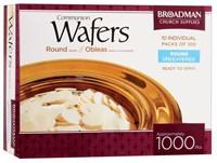 Хляб за Господна вечеря -  пакет 1000