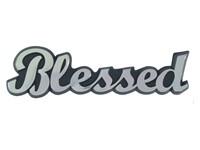Емблема за кола - Blessed
