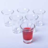 Стъклени чашки за Господна трапеза - пакет 20 [Подаръци/Сувенири]