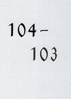 104 - 103