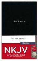 NKJV Gift and Award Bible, Black