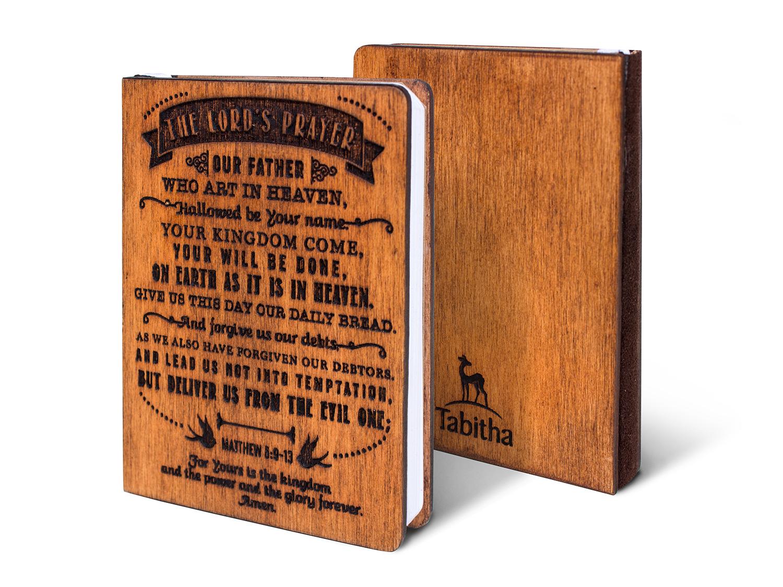 Дървен тефтер - The Lord's Prayer (S)