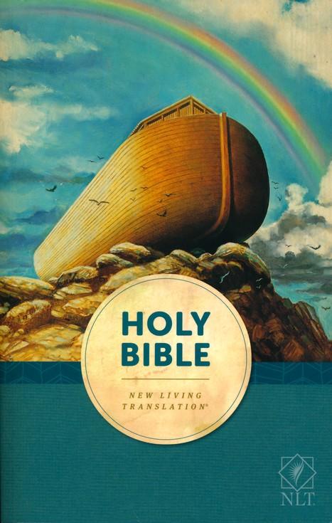 NLT Children's Outreach Bible, Softcover