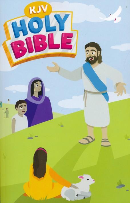 KJV Kids Outreach Bible
