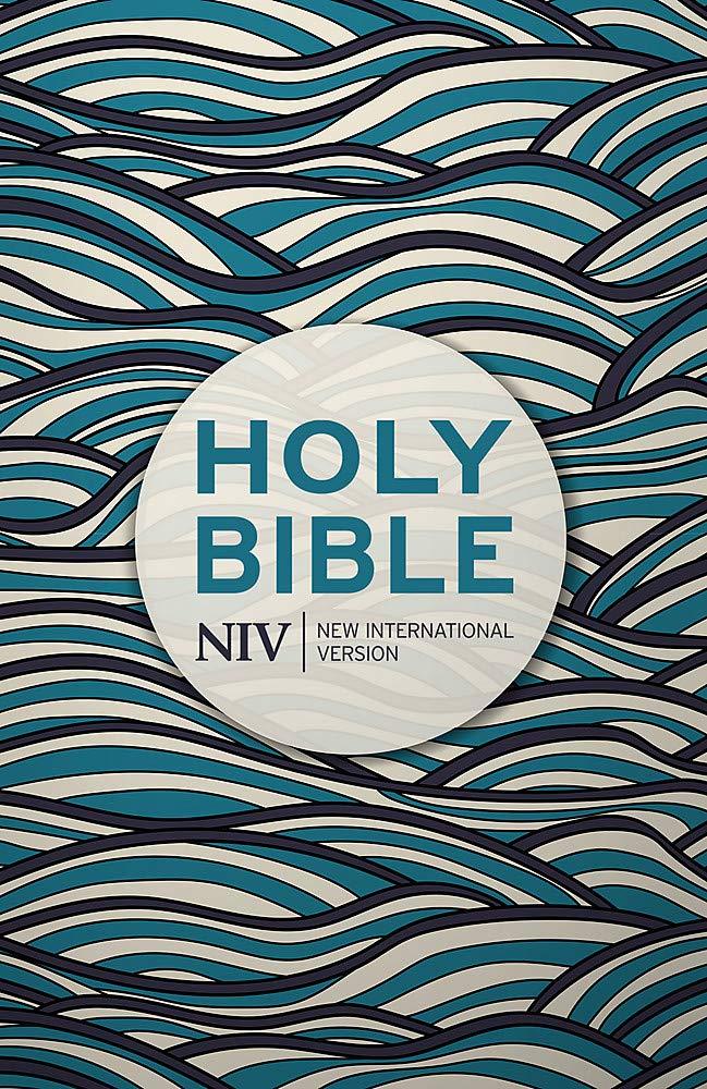 NIV Holy Bible (Hodder Classics) : Waves