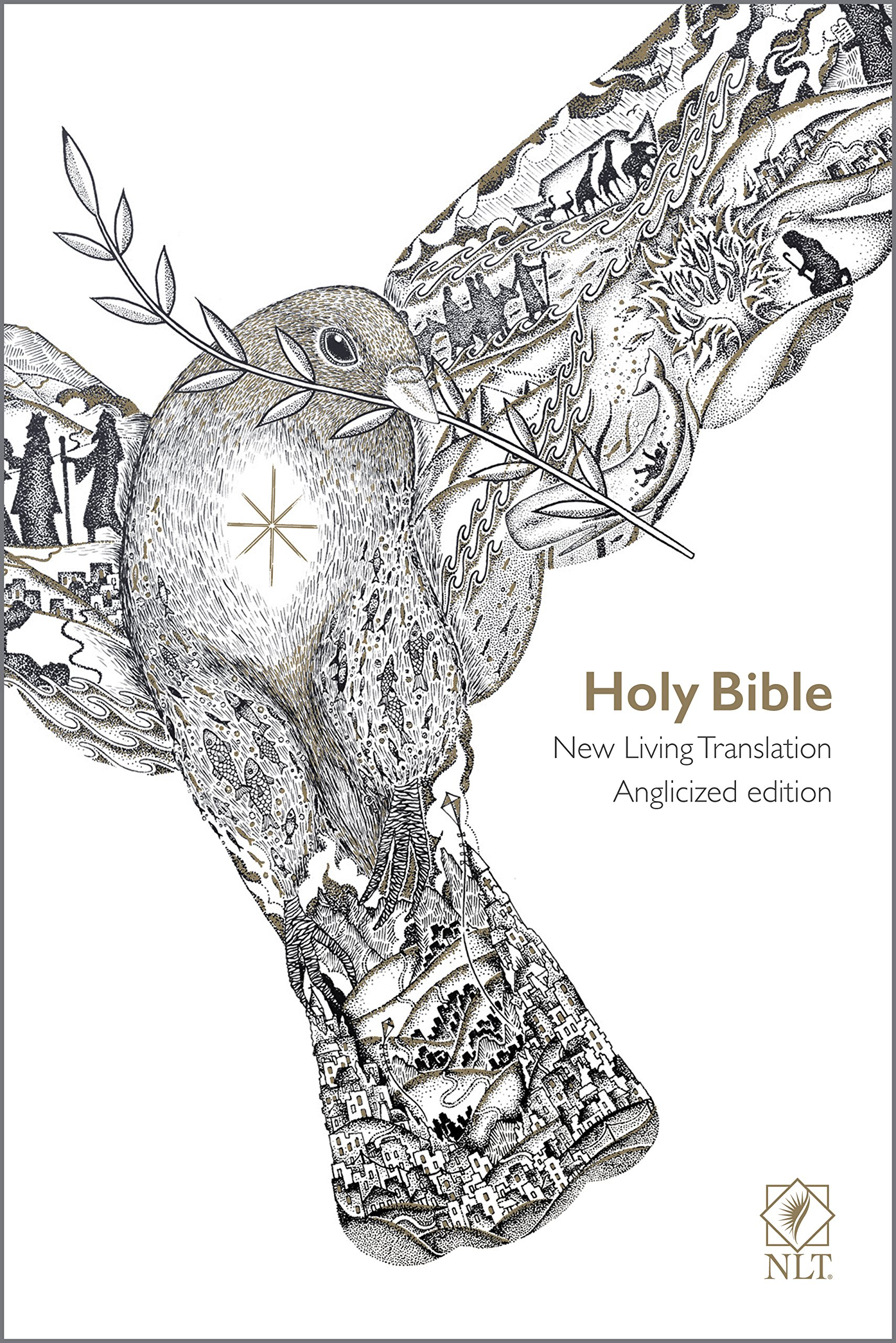 NLT Holy Bible: Anglicized Edition