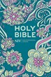 NIV Pocket Floral Hardback Bible (New International Version)